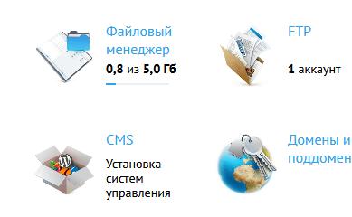 Одностраничные сайты хостинг как бесплатно выложить сервер на хостинг